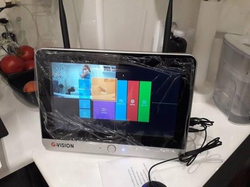 Rejestrator WIFI z funkcja LCD