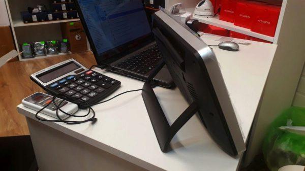 Rejestrator do monitoringu WiFi