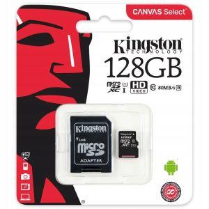 Karty microSD XC