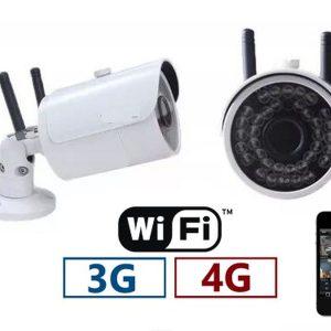 Bezprzewodowe Wi-Fi / GSM LTE