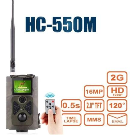 Fotopułapka model HC-550M