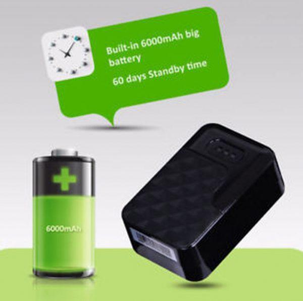 securme bateria 6000mAh
