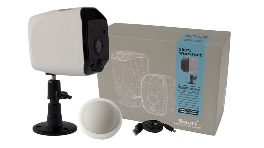 Kamera bezprzewodowa 2Mpx Full HD WIFI na baterie microSD