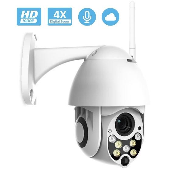 OBROTOWA kamera IP 2Mpx WIFI 128GB zoom cyfrowy x4 AUTO TRACKING