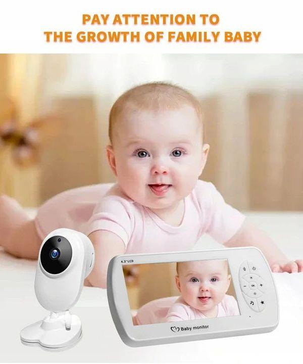 Elektroniczna Niania zdalna obserwacja dziecka