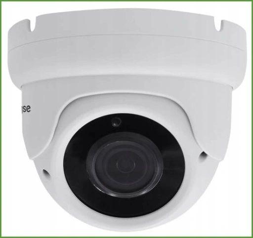 Monitoring Kamera IP cyfrowa kopułowa 5MPX MOTO Z