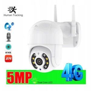 MINI KAMERA 4G LTE SIM PL aplikacja śledzenie p2p